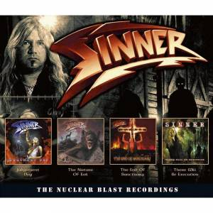 Cover - Sinner: Nuclear Blast Recordings, The