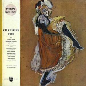 Cover - Philippe Clay: Chansons 1900