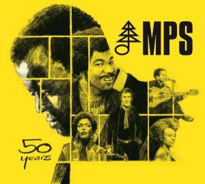 Cover - China Moses: MPS:50 Years
