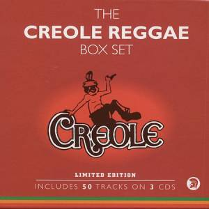 "Cover - Eric ""Monty"" Morris: Creole Reggae Box Set, The"