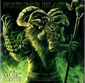 Cover - Letters From The Colony: Nuclear Blast 2018 Music Sampler