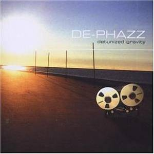 De-Phazz: Detunized Gravity - Cover