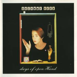 Cover - Suzanne Vega: Days Of Open Hand