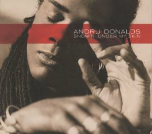 Cover - Andru Donalds: Snowin' Under My Skin
