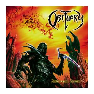 Obituary: Xecutioner's Return (CD) - Bild 1