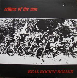 Cover - Eclipse Of The Sun: Real Rock'n'Roller