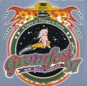 Cover - Skunkhour: Gromfest '97: Epic & Murmur Presents A Taste Of Things To Come