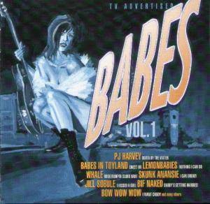 Cover - Mayte: Babes Vol. 1