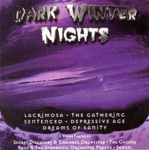 Cover - Dreams Of Sanity: Dark Winter Nights