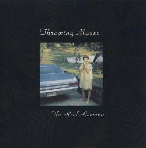 Throwing Muses: Real Ramona, The - Cover