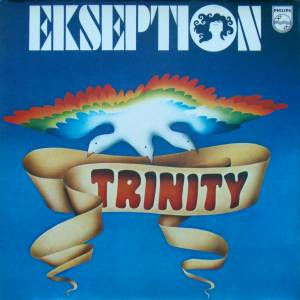 Cover - Ekseption: Trinity