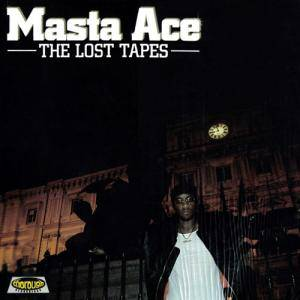 Cover - Masta Ace: Lost Tapes EP, The