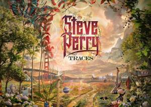Cover - Steve Perry: Traces