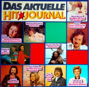 Cover - Dimitris: Aktuelle Hit Journal, Das