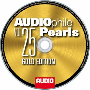 Audiophile Pearls Volume 25 Gold Edition (CD) - Bild 1