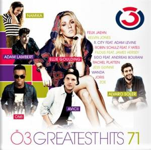 Cover - R. City Feat. Adam Levine: Ö3 Greatest Hits 71