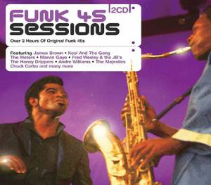 Cover - Ann Sexton: Funk 45 Sessions