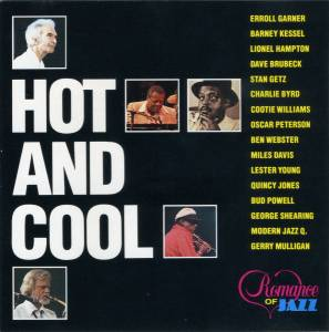 Cover - Ben Webster / Gerry Mulligan: Hot And Cool