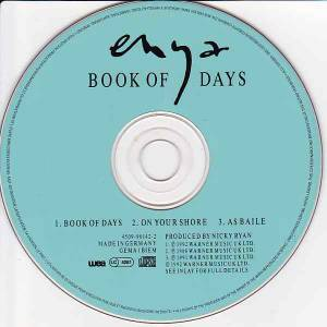 Enya: Book Of Days (Single-CD) - Bild 3