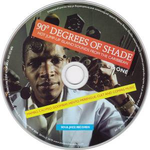 90° Degrees Of Shade - Hot Jump-Up Island Sounds From The Caribbean (2-CD) - Bild 3