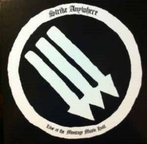 "Strike Anywhere: Live At The Montage Music Hall (7"") - Bild 1"