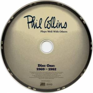 Phil Collins ‎– Plays Well With Others (4-CD) - Bild 3