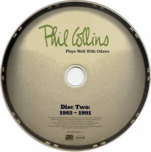Phil Collins ‎– Plays Well With Others (4-CD) - Bild 4