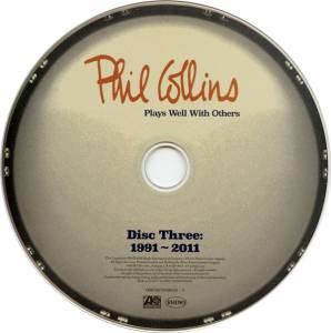 Phil Collins ‎– Plays Well With Others (4-CD) - Bild 5