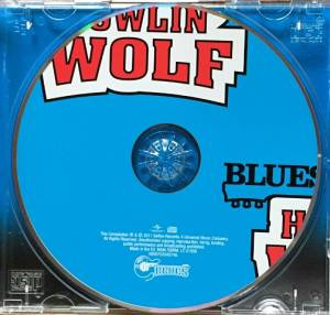 Howlin' Wolf: Blues Greats (CD) - Bild 2