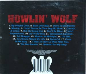 Howlin' Wolf: Blues Greats (CD) - Bild 3