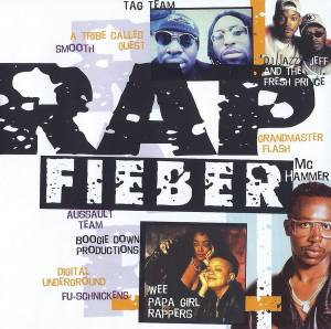 Cover - Smooth Feat. 2Pac: Rap Fieber