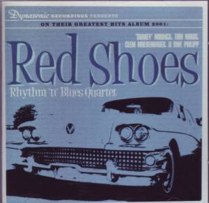 Red Shoes: Greatest Hits 2001 (CD) - Bild 1