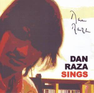Dan Raza: Sings (Mini-CD / EP) - Bild 1