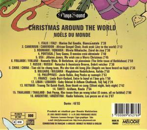 Christmas Around The World - Noëls Du Monde (CD) - Bild 2