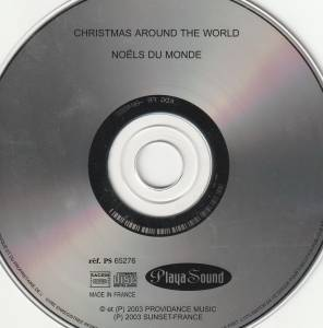 Christmas Around The World - Noëls Du Monde (CD) - Bild 3