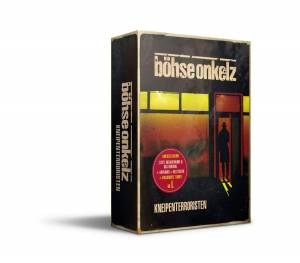 Böhse Onkelz Kneipenterroristen 2 Cd 2018 Box Limited Edition