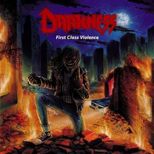 Cover - Darkness: First Class Violence