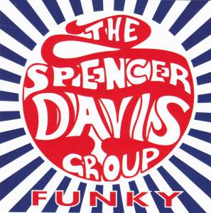 Cover - Spencer Davis Group, The: Funky