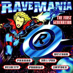 Cover - Quadripart: Ravemania - The First Generation