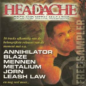 Cover - Blaze: Headache – Free Sampler 1