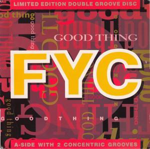 Fine Young Cannibals: Good Thing - Cover