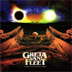 Greta Van Fleet: Anthem Of The Peaceful Army (CD) - Bild 1