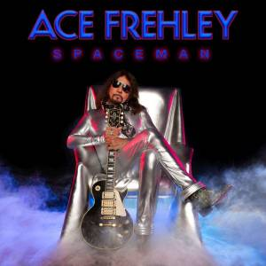 Cover - Ace Frehley: Spaceman
