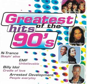 Cover - Alarma!: Greatest Hits Of The 90's
