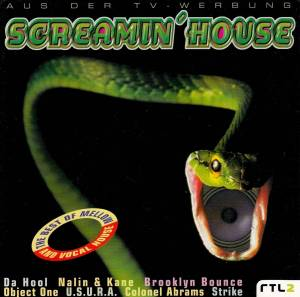 Cover - People Movers, The: Screamin' House