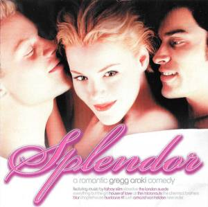 Cover - Armand van Helden Feat. Roland Clark: Splendor - Motion Picture Soundtrack