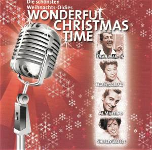 Cover - Al Caiola & Riz Ortolani: Wonderful Christmas Time