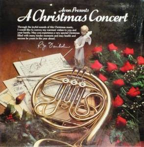 Cover - Arthur Fiedler & Boston Pops Orchestra: Avon Presents A Christmas Concert