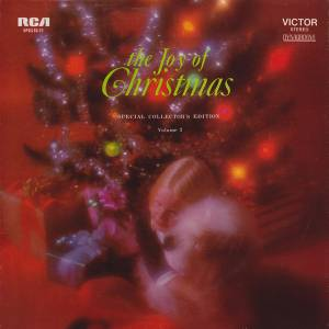 Cover - John Gary: Joy Of Christmas - Special Collector's Edition - Volume 2, The