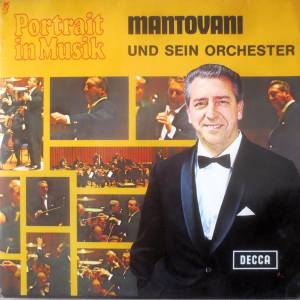 Cover - Mantovani Orchestra, The: Portrait In Musik